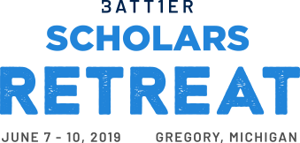 Battier Scholars Retreat June 7-9,2019 Gregory, Michigan